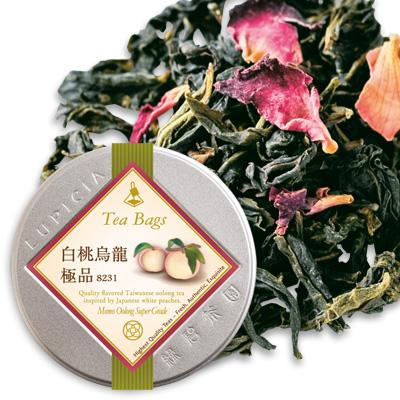 香る紅茶と烏龍茶