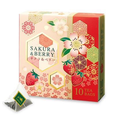 紅茶2種とスイーツ「春うらら」
