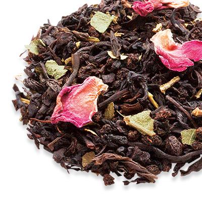 紅茶と茶器「春模様(はるもよう)」