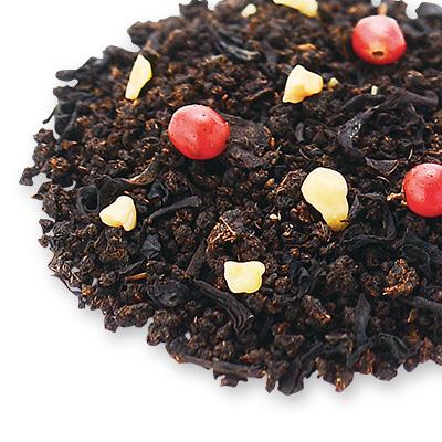 紅茶とスイーツ「ジャック・オー・ランタン」