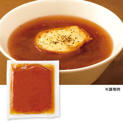 ヴィラルピシアのハンバーグとスープのセット