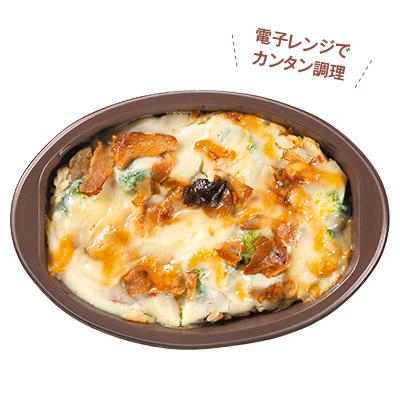 ニセコ野菜のドリア
