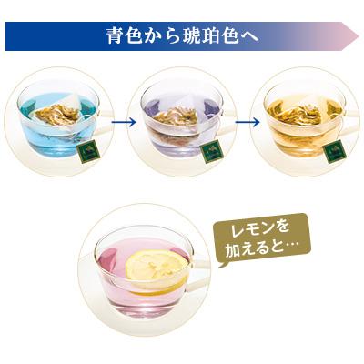エトワール ブルー ティーバッグ5個限定デザインBOX入