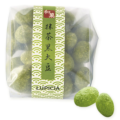 日本茶とお菓子「初夢(はつゆめ)」