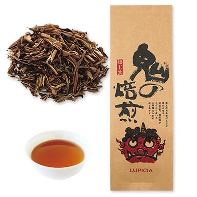 真鯛梅とほうじ茶