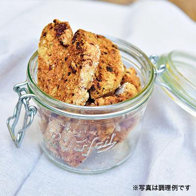 玄米パンケーキミックス