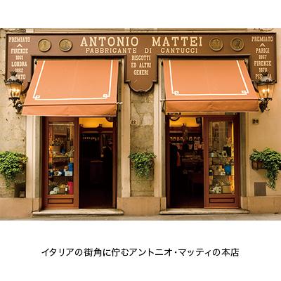 アントニオ・マッティ カントチーニ スクエア缶