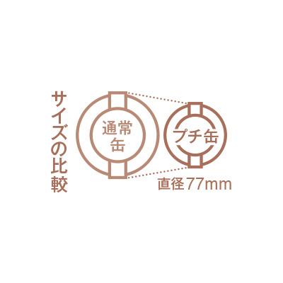 プチ缶ティーバッグセット2種 ノンカフェイン&ローカフェイン(サクラ・ルイボス、スリジエ)