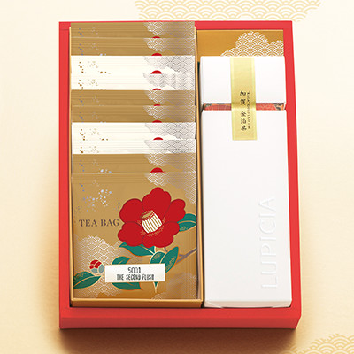 日本茶・紅茶 詰合せ「祥」