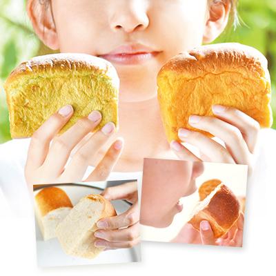 コロポックルの食パン(ベジタブル&フルーツ)
