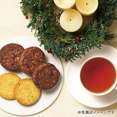 焼き菓子と紅茶のセット