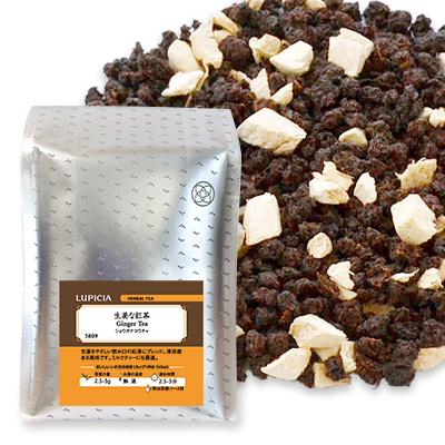 【大容量】 生姜な紅茶 - 200g L 袋入