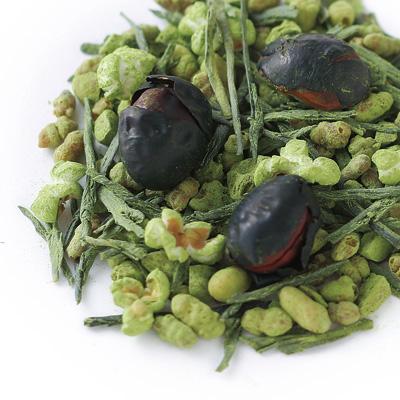 抹茶黒豆玄米茶 - 50g S 袋入