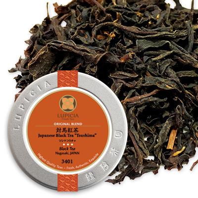 対馬紅茶 - 50g S 缶入