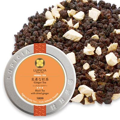 生姜な紅茶 -50g S 缶入