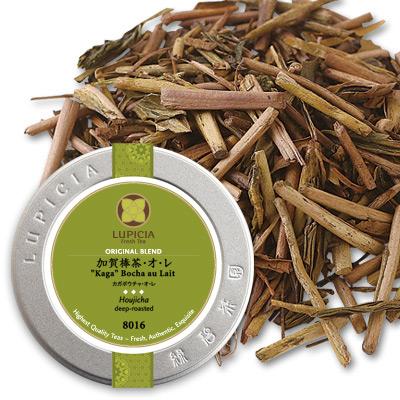 加賀棒茶・オ・レ - 50g M 缶入