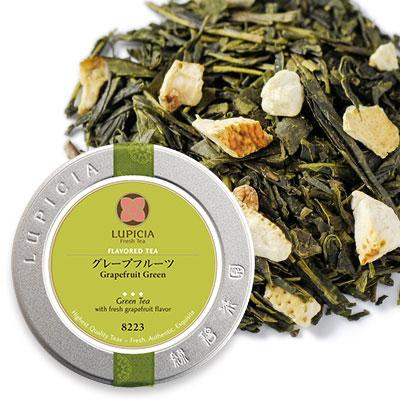 グレープフルーツ(緑茶) - 50g S 缶入