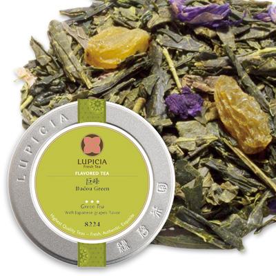 巨峰 (緑茶) - 50g S 缶入