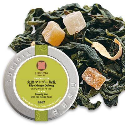 完熟マンゴー烏龍 - 50g M 缶入