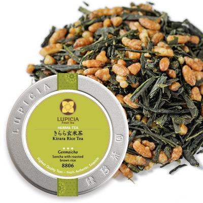 きらら玄米茶 - 50g S 缶入