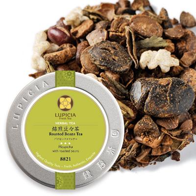焙煎豆々茶 - 50g S 缶入