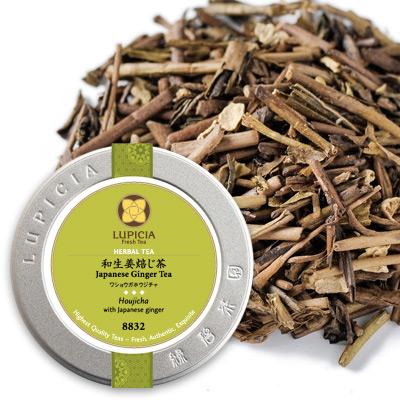和生姜焙じ茶 - 50g M 缶入