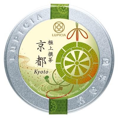 極上撰茶 「京都」 50gデザイン缶入