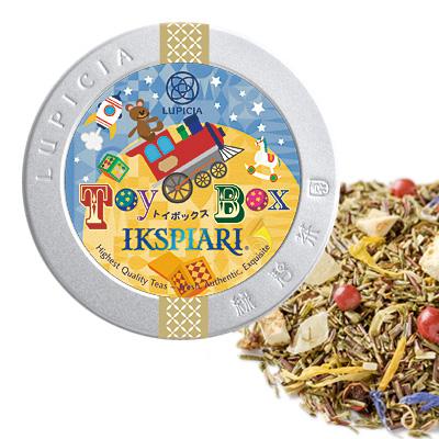 TOY BOX 50g イクスピアリショップ限定デザインラベル缶入