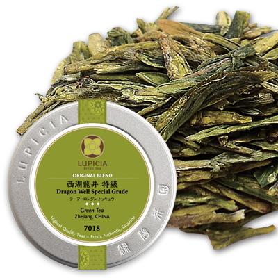 西湖龍井 特級 - 25g S 缶入