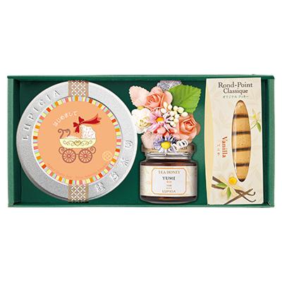 紅茶とお菓子「プリティー」