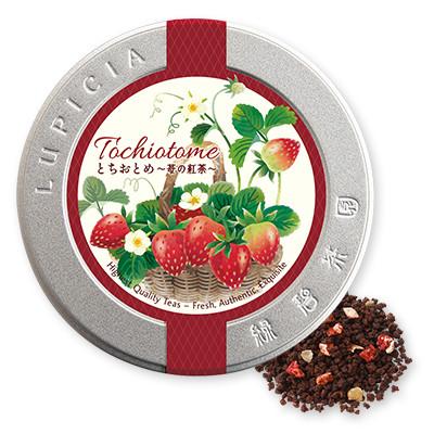 5254 とちおとめ 〜苺の紅茶〜 50gデザイン缶入