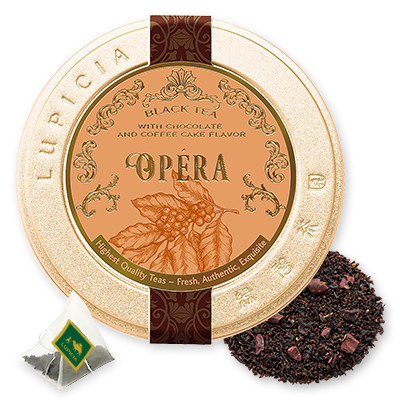 オペラ ティーバッグ5個プチ缶入