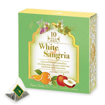 ホワイトサングリア ティーバッグ10個限定デザインBOX入
