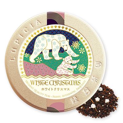 ホワイトクリスマス 50g限定デザイン缶入
