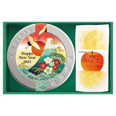 ◆日本茶とお菓子「富貴(ふうき)」
