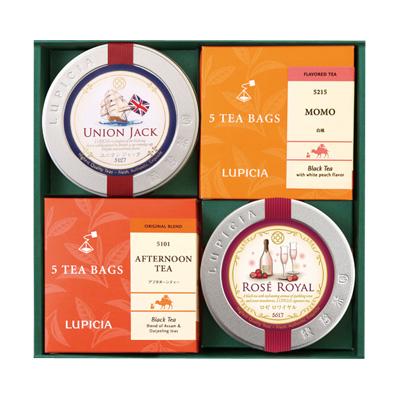 紅茶4種の詰め合わせ