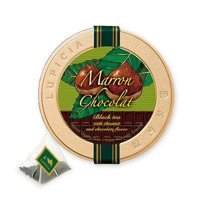 マロンショコラ ティーバッグ5個プチ缶入