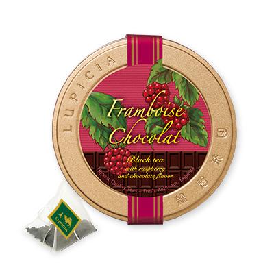 フランボワーズショコラ ティーバッグ5個プチ缶入