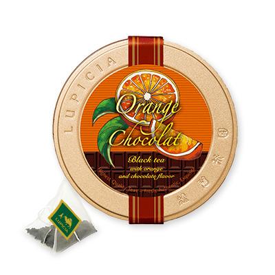 オランジュショコラ ティーバッグ5個プチ缶入