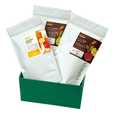 ノンカフェインのお茶3種「スマイル」
