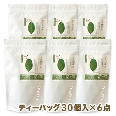 【まとめ買いセット】9706 国産杜仲茶 ティーバッグ30個入×6点