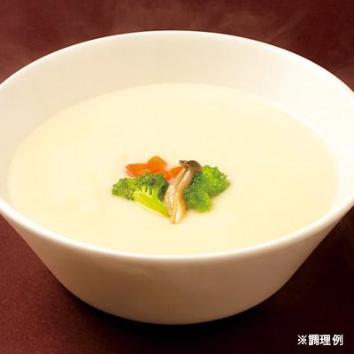 ヴィラ ルピシアのポテトスープ