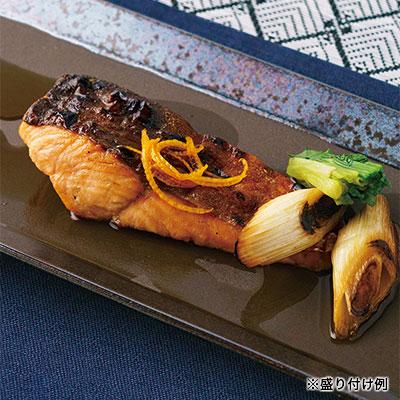 北海道桜鱒(さくらます)の焼き漬け