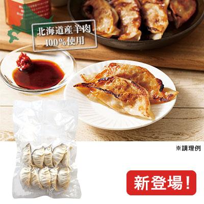北海道産羊肉餃子