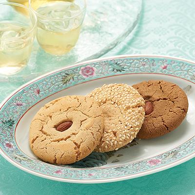 中華クッキー 3種セット