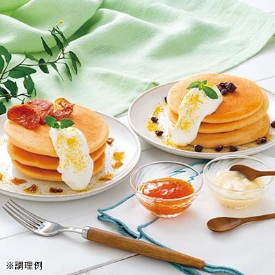 愛媛のパンケーキ2種セット
