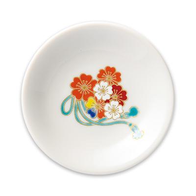 オリジナル 豆小皿 桜くす玉