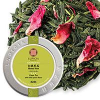 白桃煎茶50g缶入