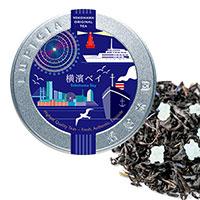 横濱ベイ 50g 横浜駅西口店限定デザインラベル缶入