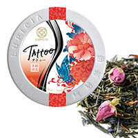 TATTOO 50g 京都寺町三条店限定デザインラベル缶入